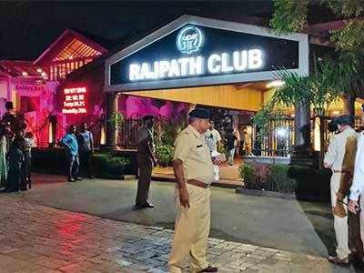 Rajpath Club: Path to traffic chaos