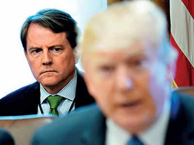 McGahn does a no-show at hearing on Mueller report