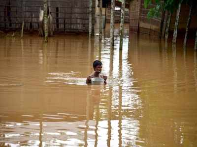 Assam: Floods affect 2.30 lakh people