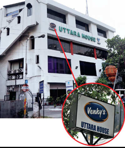 I-T sleuths search 40 premises of Venky's