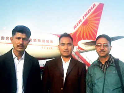 Nepal citizens slap Air India with legal notice