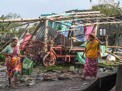 Live updates: Cyclone Bulbul kills 10 in West Bengal, 2.73 lakh families affected in the state