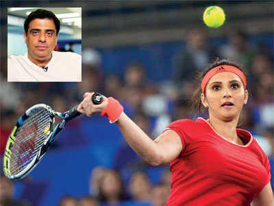 Ronnie Screwvala buys film rights to Sania Mirza's story