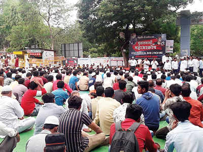Muslims across Maharashtra organise rallies to push for legal redressal mechanism for victims of mob lynching