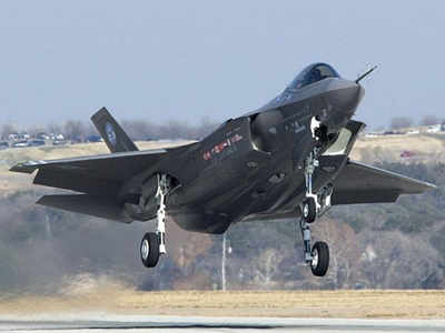 Days after first crash, US grounds global fleet of F-35 fighters