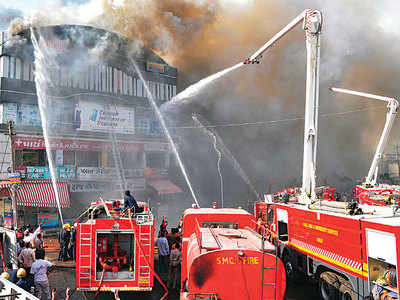 Surat fire tragedy was a wake-up call. But is govt listening?
