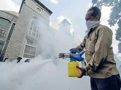 At 530 cases, Telangana declared a dengue epidemic. And Bengaluru?