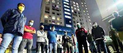 Inamdar hospital holds body over bill