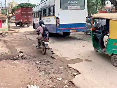 Roads to perdition: Dangerous road ahead