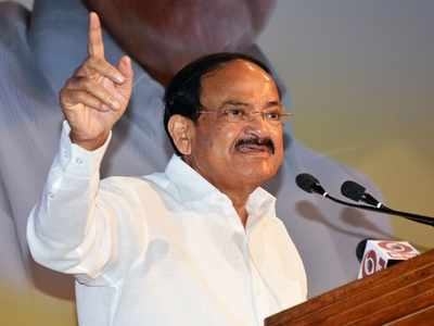 Venkaiah Naidu: Only thing left to be discussed with Pakistan is handing over of PoK