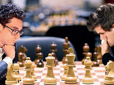 World Chess Championship: Fabiano Caruana's win over Magnus Carlsen could see chess explosion in US