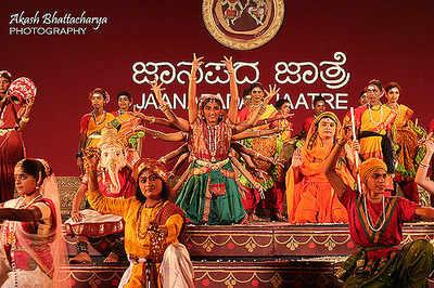 Chief minister H D Kumaraswamy directs officials to begin Janapada Jatre again
