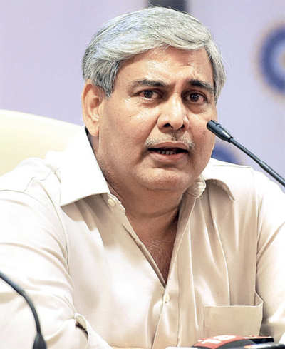 Shashank Manohar re-elected ICC chairman unopposed