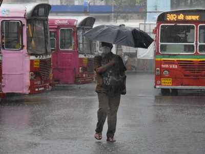 Heavy rains expected tomorrow, orange alert issued for Mumbai, Thane and Palghar for Wednesday