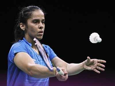 Asian Games: Saina Nehwal beats Ratchanok Inthanon, reaches singles semifinals