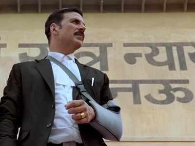 Jolly LLB 2 movie review: Akshay Kumar raises the `bar' with Jolly LLB