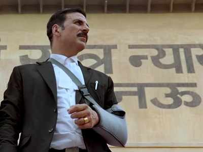 Jolly LLB 2 movie review: Akshay Kumar raises the 'bar'