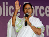 West Bengal CM Mamata Banerjee ends three-day dharna