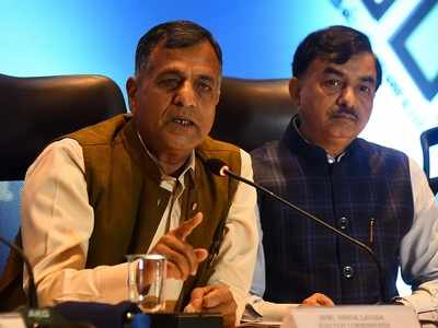 Fissures in Election Commission as Ashok Lavasa stops attending meetings in protest