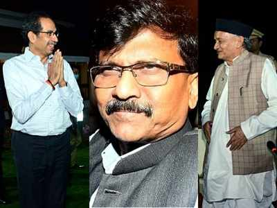 Uddhav Thackeray's reply to Governor Koshyari's English letter is a historic document: Sanjay Raut