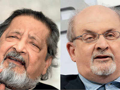 Naipaul and Rushdie: The enigma of rivalry