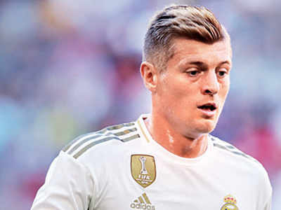 Kroos slams Bale over Real Madrid absence after latest Wales call-up