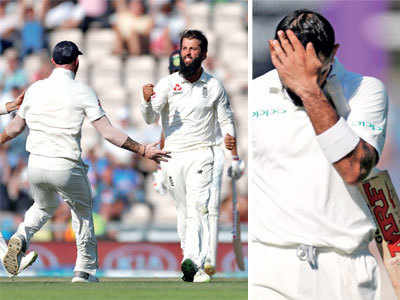 India vs England 4th Test: Endgland over India 3-1 in five-match series