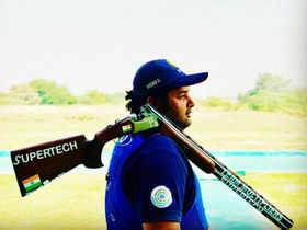 Sheeraz Sheikh: A cricketer turned shooter
