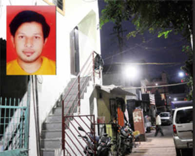 Harassed by wife, man ends life