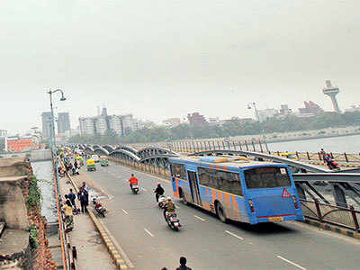 Pollution down, Ahmedabad breathes easy