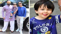 Taimur Ali Khan's love for dinosaurs is unmissable!
