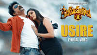 Kempegowda 2 | Song - Usire (Lyrical)