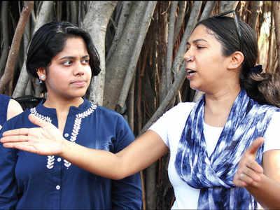 Students kick-start climate strike in city
