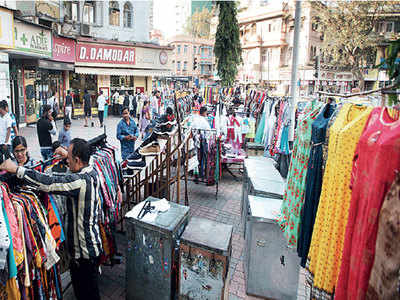 Dadar TT Circle may be made hawking-free zone