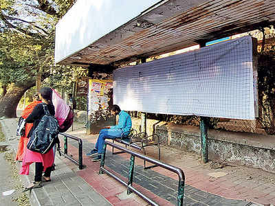 Lokmanya Nagar bus stand irks commuters