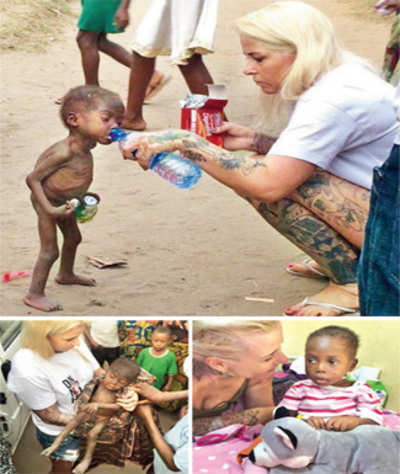 Nigerian family labels 2-yr-old boy a witch, leaves him to die