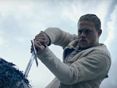 King Arthur: Legend of the Sword movie review: Jude Law steals the show from Charlie Hunman