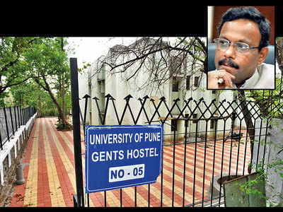 Students should protest academic issues: Tawde