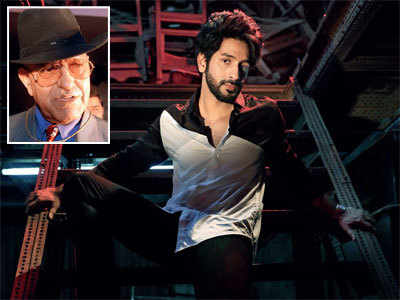 Amrish Puri's grandson Vardhan: Dadu is the God to whom I pray