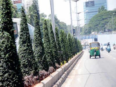 Bengaluru's medians get into a mean mode