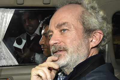 BJP, Congress take potshots at each other as fugitive arms dealer Christian Michel lands in Delhi