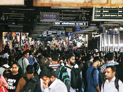 Central Railway: Ghatkopar to have deck above platform 1, two new foot over bridges and skywalk