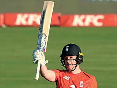 Eoin Morgan's 57 takes England to T20 series win over South Africa
