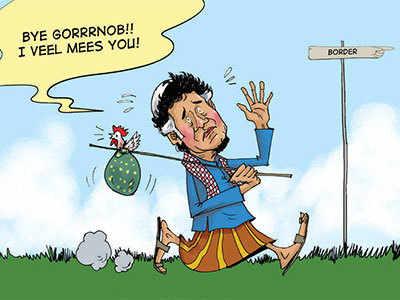 For a glorious era, moochers bhagao