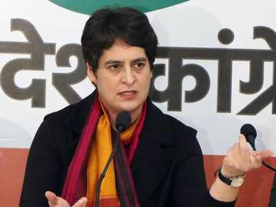 Priyanka Gandhi was ready to work under non-Gandhi chief after Rahul quit, book claims