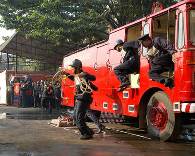 Fire departments' funds in Maha lying idle