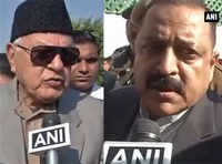 Jitendra Singh slams Farooq Abdullah over his controversial remarks on PoK