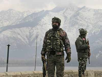 Five militants killed in encounter with security forces in Kulgam