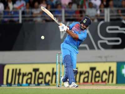 India level T20 series: Krunal Pandya restricts, Rohit Sharma blasts, Rishabh Pant finishes