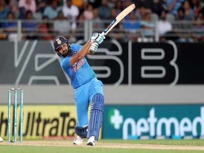 Rohit Sharma surpasses Martin Guptill, becomes highest run-scorer in T20 cricket